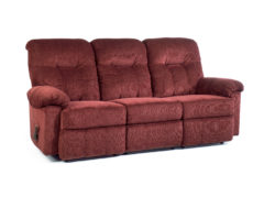 Best Home Furnishings - Ares reclining sofa