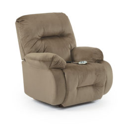 Best Home Furnishings - Brinley 2 power recliner