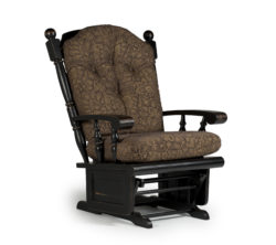 Best Home Furnishings - Delling gliding rocking chair