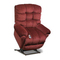Best Home Furnishings - Denton power lift chair
