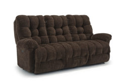 Best Home Furnishings - Everlasting reclining sofa