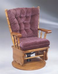Best Home Furnishings - Jive gliding rocking chair