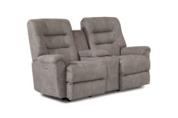 Best Home Furnishings - Langston reclining loveseat