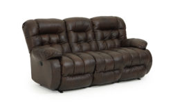 Best Home Furnishings - Plusher reclining sofa