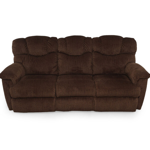lancer sofa - brown