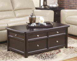 Ashley Carlyle T771 coffee table