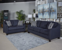 Ashley Creeal Heights 802 sofa