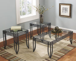 Ashley Exeter T113 occasional table set