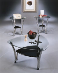 Ashley Pascal T140 occasional table set
