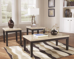 Ashley Wilder T165 occasional table set