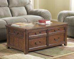Ashley Woodboro coffee table