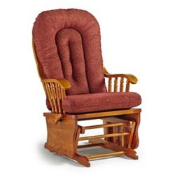 Best Home Furnishings sunday glide rocking chair