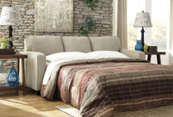 Ashley Alenya 166 sofa with pullout mattress