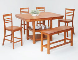 Amesbury Chair dining set - wooden