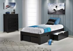 Innovations Venice platform bed in espresso