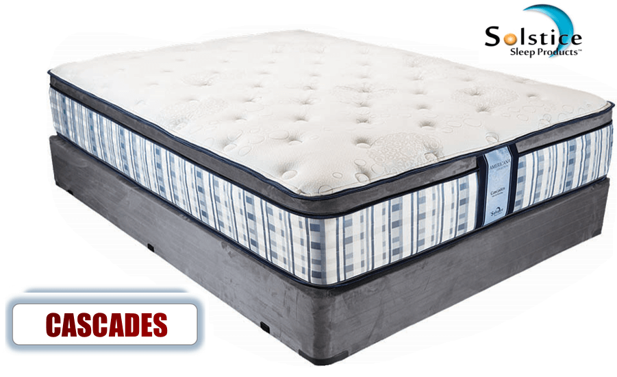Cascades Americana Collection King Size Mattress